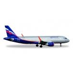 """1/500 Aeroflot Airbus A320 - VP-BAD """"Abram Ioffe"""""""