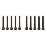 Screws, 2x16 mm SHCS (for adj. body mount)