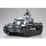 1/35 TAMIYA Panzerkampfwagen III Ausf. N