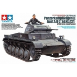 1/35 TAMIYA German Panzerkampfwagen II Ausf.A/B/C (Sd.Kfz.121)