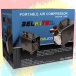Belkits kompressor aerograafile