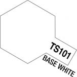 TAMIYA TS-101 BASE WHITE alusvärv spray
