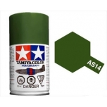 TAMIYA AS-14 OLIVE GREEN spray