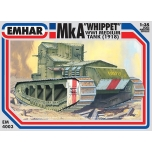 1/35 EMHAR WWI Medium A Whippet Tank