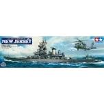 1/350 TAMIYA US Battleship BB-62 New Jersey