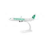 1/200 Transavia Boeing 737-800 (new colors) Snap-fit