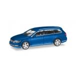 1/87 VW Passat Variant, atlantic blue metallic Herpa