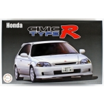1/24 FUJIMI Honda Civic Type R Late EK9