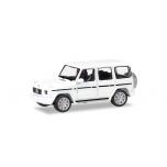 1/87 Mercedes-Benz G-Model, polar white Herpa