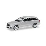 1/87 Mercedes-Benz C-Class T-Modell Elegance, silver metallic HERPA