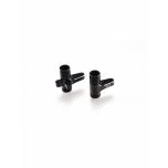 Revolution Design B64 Aluminium Steering Bellcrank Set (black)