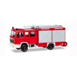 "1/87 MAN G 90 LF 16 fire truck ""fire Department"" Herpa"