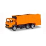 """1/87 Iveco Turbo garbage truck """"kommunal"""" Herpa"""
