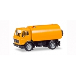 "1/87 Mercedes-Benz S Schörling road sweeper ""kommunal"" Herpa"