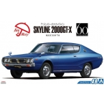 1/24 AOSHIMA Nissan Skyline 2000GT-X