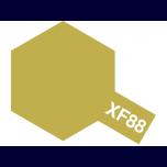 TAMIYA AKRÜÜLVÄRV XF88 Tumekollane 2