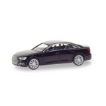 1/87 Audi A6 ® Limousine, brilliant black Herpa