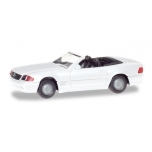 1/87 Mercedes-Benz 500 SL (R129), white Herpa