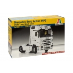 1/24 ITALERI Mercedes - Benz Actros MP3