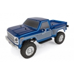 Team Associated CR12 Ford F-150 Pick-Up RTR, blue