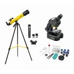 NATIONAL GEOGRAPHIC Tele- ja mikroskoobi komplekt