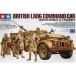 1/35 BRITISH LRDG COMMAND CAR Tamiya