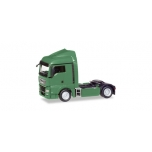 1/87  MAN TGX XLX Euro 6c rigid tractor, reseda green HERPA