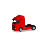 1/87 Mercedes-Benz Actros Streamspace 2.3 trailer 2-axle, red  HERPA