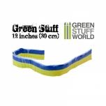 Green Stuff 2-komponente modelleerimismass lindil 30cm vahega