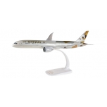 1/200 Etihad Airways Boeing 787-9 Dreamliner Snap-Fit