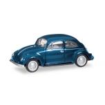 1/87 VW Beetle Metallik sinine Herpa