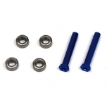Servo Saver Post (2pcs) + Ball Bearing (4pcs) - S10 Blast