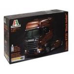 1/24 Scania R730 ''Black Amber'' Italeri