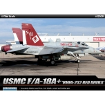 "1/72 ACADEMY USMC F/A-18+ ""VMFA-232 RED DEVILS"
