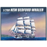 1/200 ACADEMY NEW BEDFORD WHALER