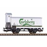 """1/87 H0 Õllevagun """"Carlsberg"""" DSB"""