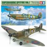 1/48 TAMIYA Supermarine Spitfire Mk.I