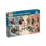 1/72 ITALERI French Infantry (WW II)