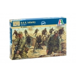 1/72 ITALERI WWII - D.A.K. INFANTRY