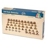 1/72 ITALERI Anti tank obstacles