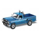 "1/24 REVELL 1980 Jeep Honcho ""Ice Patrol"""