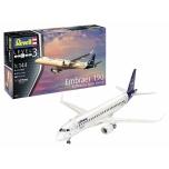 1/144 REVELL Embraer 190 Lufthansa New