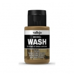 Vallejo Model Wash Dark Khaki Green 35ml