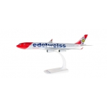 1/200 Edelweiss Air Airbus A340-300 Snap Fit