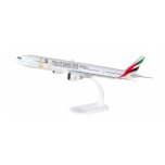 """1/200 Emirates Boeing 777-300ER """"Year of Zayed""""  Snap-Fit"""