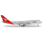 """1/500 Qantas Boeing 747-400 """"We Go Further"""" - 25 YEARS Herpa Wings Edition - VH-OJA """"City of Canberra"""""""