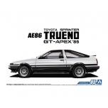 1/24 AOSHIMA Toyota AE86 Sprinter Trueno