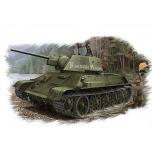 1/48 HOBBYBOSS T-34/76 1943 no.112