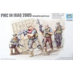 1/35 TRUMPETER PCM in Iraq 2005