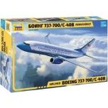 1/144 ZVEZDA BOEING 737-700/C-40B